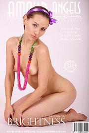 Admirable nude teen