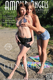 Lesbian teens posing Awesome fresh looking teen chicks give the nature what it need. Naughty games on the sandy beach in lusty juicy manner.. Nastya, Stacy.