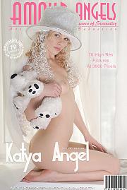 Naked Blonde Angel