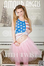 Busty teen Piano