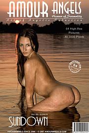 Charming Nude Teen