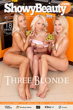 Perfect nude blondes