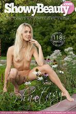 Blonde Beauty Outdoor